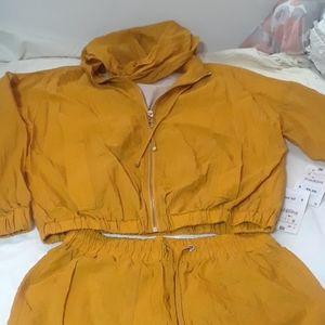 Women's Zara Sweat Suit